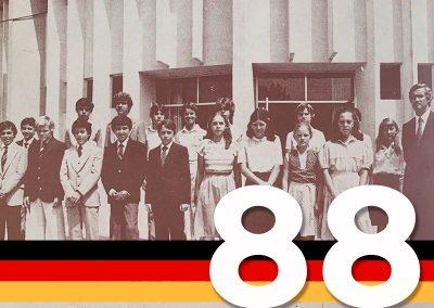 GENERACIÓN 88